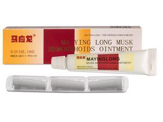 Mayinglong Musk Hemorrhoids 0 35oz 10g