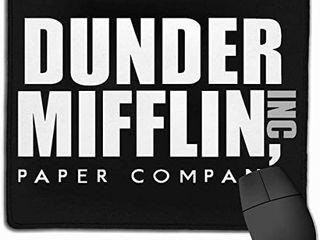 Dunder Mifflin Mouse Pad Mat