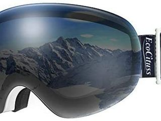 ECOCITUSS Ski Goggles Snowboard Goggles Anti