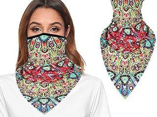 Bohend Sport Neck Gaiter Balaclavars Outdoor Scarf Cover Protection Breathable Bandana 3pk skull prints
