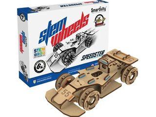 Firstcry Smartivity Stem Wheels Speedster DIY Building Construction Activity Kit