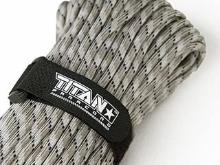 Titan WarriorCord   100 FEET  620 lB  TENSIlE Strength