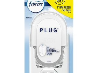 Febreze Plug Warmer with Fade Defy Technology