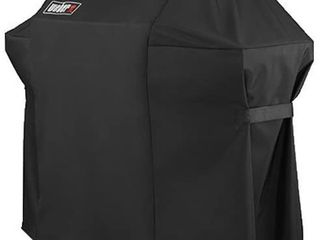Weber 7107 Grill Cover  44in X 60in  with Storage Bag for Genesis Gas Grills