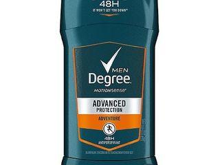 Degree Men Advanced Protection Antiperspirant Deodorant Adventure 2 7 oz