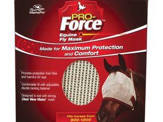 Manna Pro Pro Force Equine Fly Mask  Standard