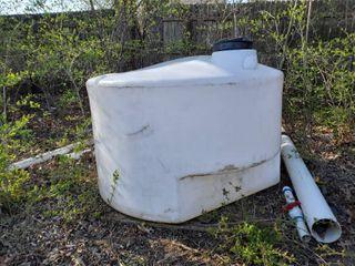 400 Gal Water Tank