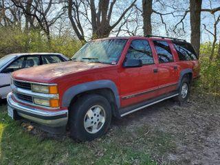 1995 Chevy Suburban 1500
