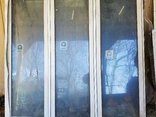 72in x 72in Triple Casement Window