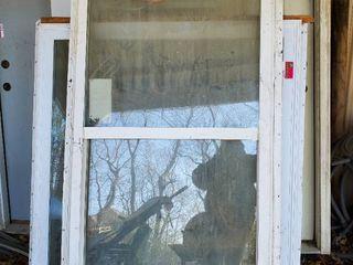 36in x 72in Single Vinyl Thermal Pane Capitol Window