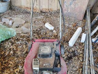 21in Toro Self Propelled Push Mower