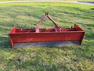 6ft Box Blade With Ripper Teeth