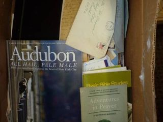 BOOKS AND USED STAMPS