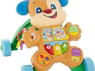 Fisher Price laugh   learn Smart Stages learn with Puppy Walker