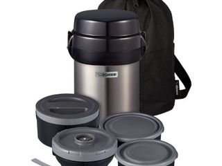 Zojirushi Mr  Bento Stainless lunch Jar Stainless
