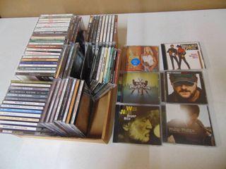 50  CD s Eric Church   Miranda lambert and more