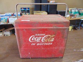 Coca Cola Vintage Cooler