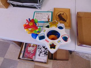 Fisher Price Childrens Toys and More