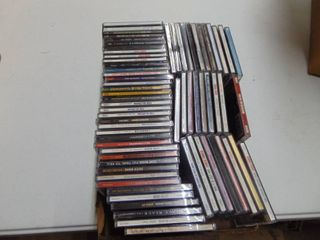 large Selection of CD s