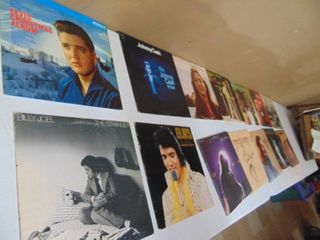 Elvis   Johnny Cash   Billy Joel   ZZ Top and more