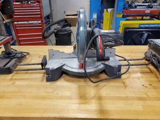 Craftsman 10in Compound Miter Saw
