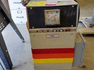 Sterlco F6010 D Mold Temperature Control Unit Oil Circulator