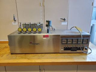 CSI Heat Distortion Tester CS 107 5AEX 308