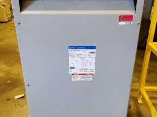 Eaton Dry Type Distribution Transformer V48M22T12EE Cutler Hammer
