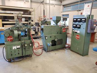 Modern Plastics Machinery Extruder 150 20