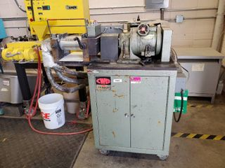 Brabender Two Roll Mill Compounder  16