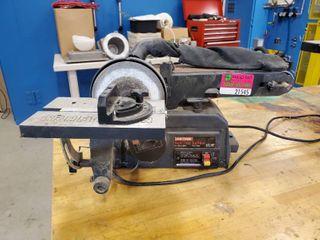 Craftsman 4in Belt 6in Disc Sander
