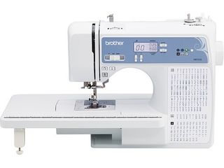 Brother XR9550 Computerized Sewing and Quilting Machine with lCD Wide Table 8 Sewing Feet