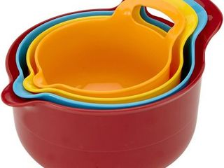 Kitchen Details 4 Piece Mixing Bowl Set