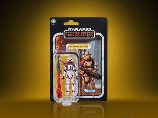 In Hand Hasbro Star Wars Vintage Collection 3 75  Incinerator Trooper