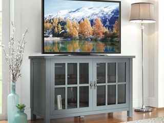 Better Homes   Gardens Oxford Square TV Stand for TVs up to 55  Blue