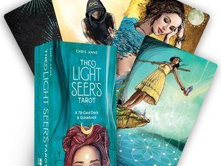 light Seer s Tarot   A 78 Card Deck   Guidebook