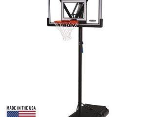 Basketball Goal lifetime 48  V Frame Portable Basketball System