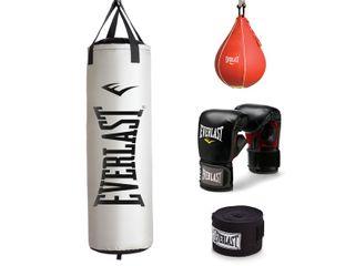 Everlast70 lb Platinum Heavy Bag Kit