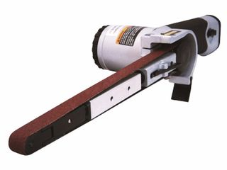 Astro Pneumatic Tool 3037 1 2 Inch x 18 Inch Air Belt Sander with Belts
