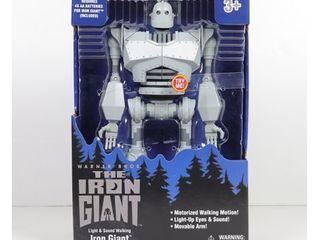 light   Sound Walking Iron Giant