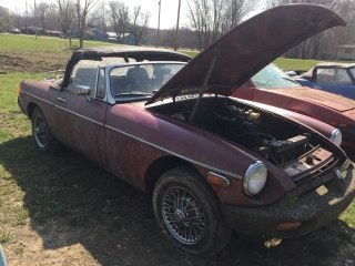 Classic Car ONLINE only Auction