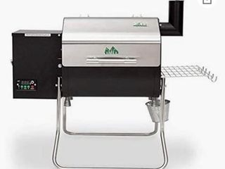 Green Mountain Portable Pellet tailgating grill