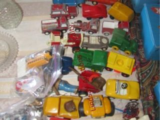 Approx 24  pcs misc cars  trucks    others