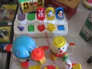 Group  little Tyke   Fisher Price  Playskool toys