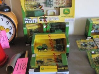 Group  JD   Matto 1 64 scale tractors