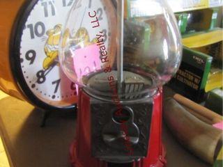 Bubble gum coin machine 14  tall