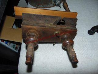 Vintage 9 5  clamp