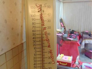 Ideal  5553 Jumbo Double scale thermometer
