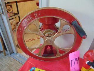 No 2 metal coffee grinder
