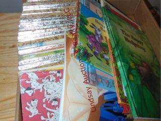 Flat of 30  children s books